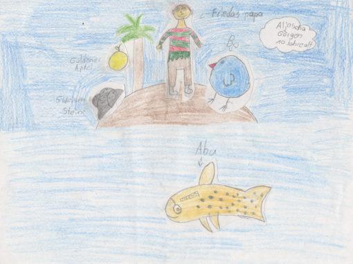 Kinderbild Aljoscha